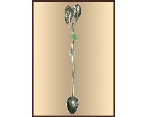 Серебряная ложка для турки
